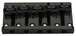 5 STRING BASS BRIDGE BLACK